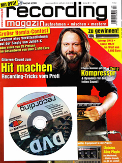 Recording Magazin 2010