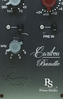 Prime Studio® Caribou Bundle