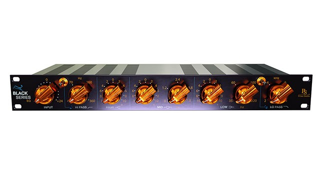 Prime Studio® Black Series Equalizer