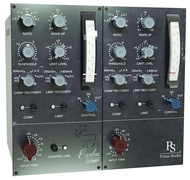 Prime Studio® Caribou Compressor Plug-in