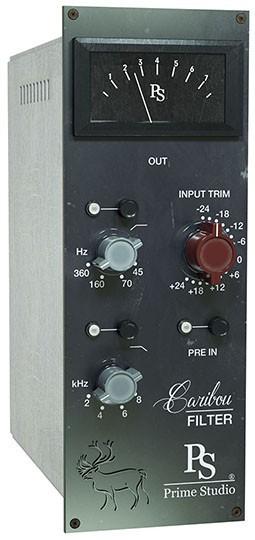 Prime Studio® Caribou Filter-Trial Version