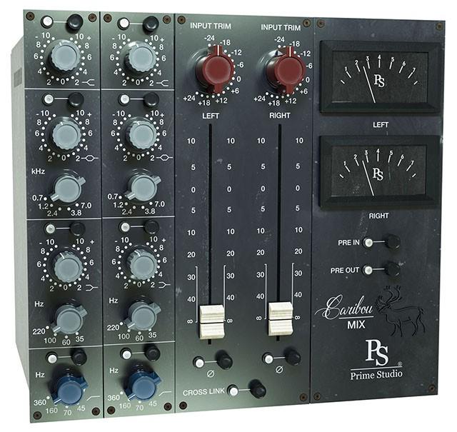 Prime Studio® Caribou Mix Plug-in