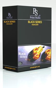 Prime Studio® Black Series Equalizer