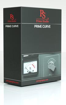 Prime Studio® Curve Plug-in