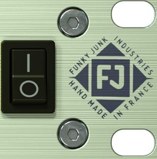Prime Studio® & Funky Junk Industries Solid Compressor